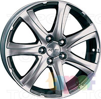 Колесные диски Прома Турбо. Изображение модели #1