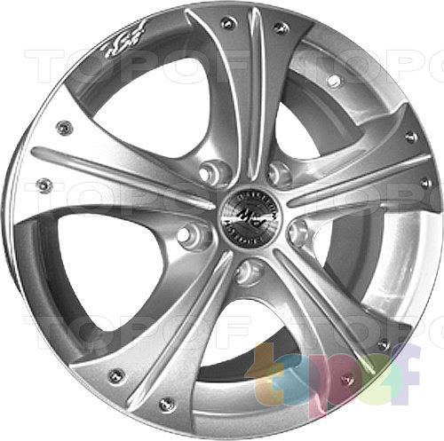 Колесные диски Protech P1026. Изображение модели #1