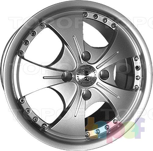 Колесные диски Protech P1063. Изображение модели #1