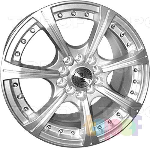 Колесные диски Protech P1125. Изображение модели #1