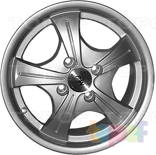 Колесные диски Protech P1135