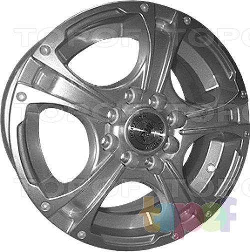 Колесные диски Protech P1299. Изображение модели #1