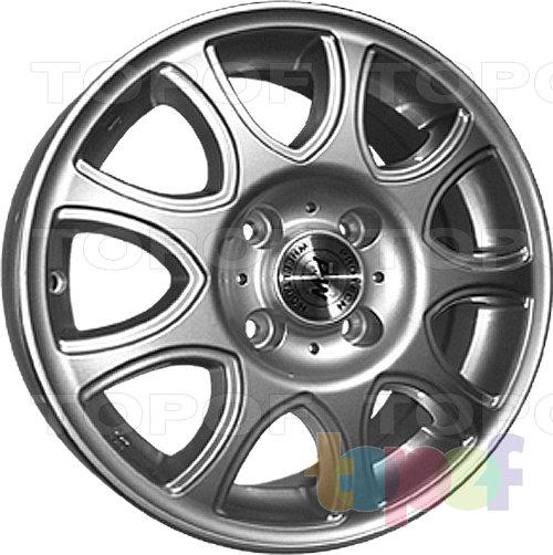 Колесные диски Protech P1471. Изображение модели #1
