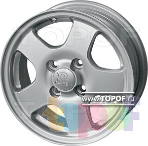 Колесные диски R-tex 1. Изображение модели #1