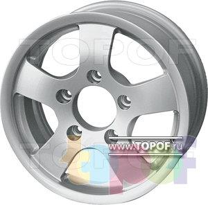 Колесные диски R-tex 27. Изображение модели #1