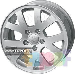 Колесные диски R-tex 36. Изображение модели #1