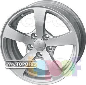 Колесные диски R-tex 59. Изображение модели #1