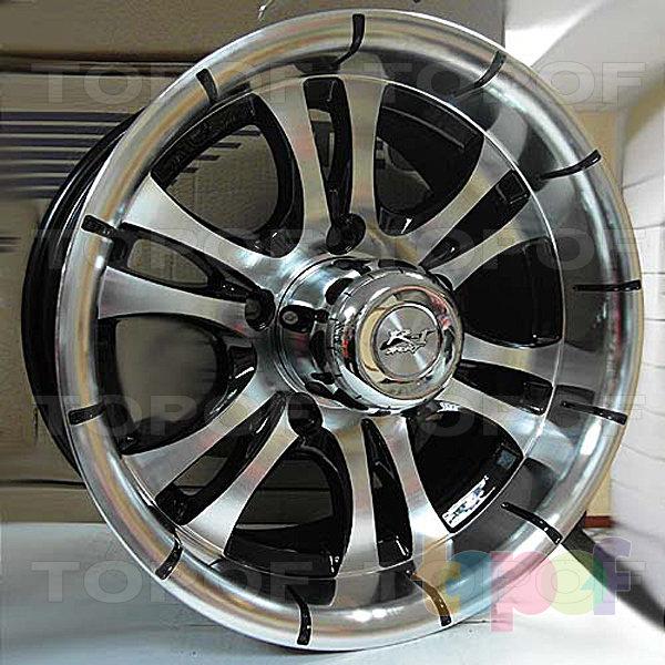 Колесные диски R1 Sport 268. Изображение модели #1