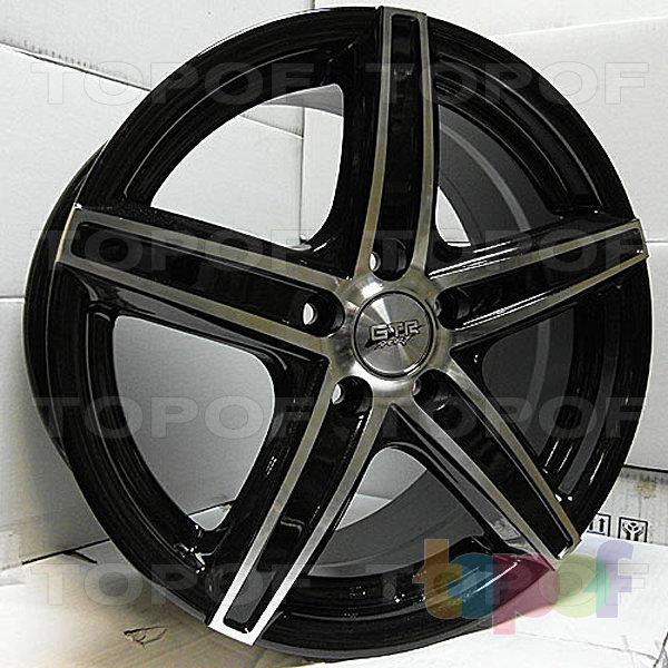 Колесные диски R1 Sport 3143. Изображение модели #1