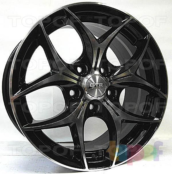 Колесные диски R1 Sport 3206