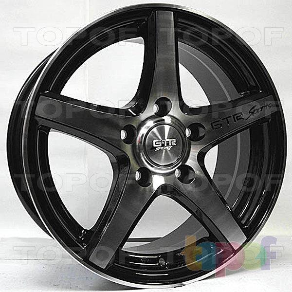 Колесные диски R1 Sport 3208. Изображение модели #1