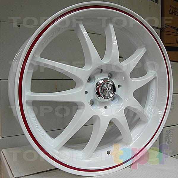 Колесные диски R1 Sport 346