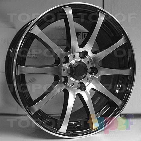 Колесные диски R1 Sport 355