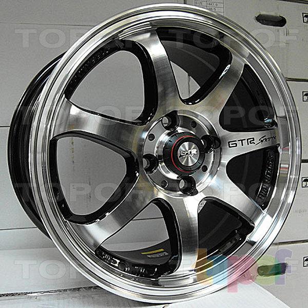 Колесные диски R1 Sport 356. Изображение модели #1