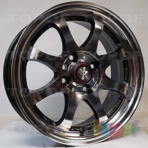 Колесные диски R1 Sport 357
