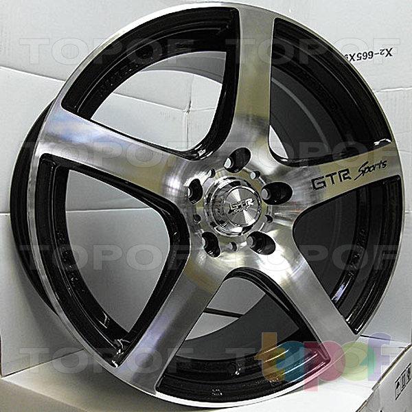 Колесные диски R1 Sport 3718