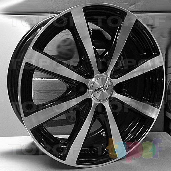 Колесные диски R1 Sport 486. Изображение модели #1