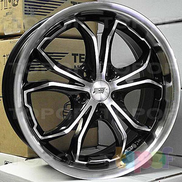Колесные диски R1 Sport 9110. Изображение модели #1