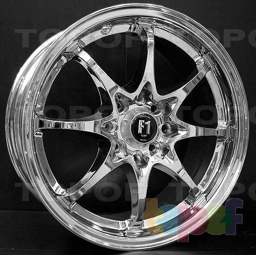 Колесные диски R1 Sport F1 802