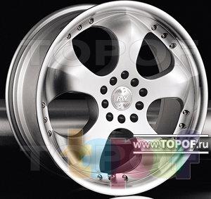 Колесные диски Racing Wheels (RW) Classic H102. Изображение модели #1