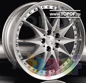 Колесные диски Racing Wheels (RW) Classic H103