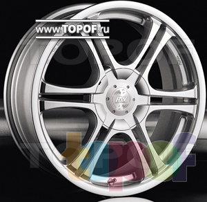 Колесные диски Racing Wheels (RW) Classic H104. Изображение модели #1