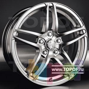 Колесные диски Racing Wheels (RW) Classic H109. Изображение модели #1