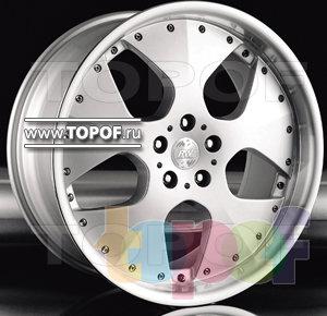 Колесные диски Racing Wheels (RW) Classic H110R