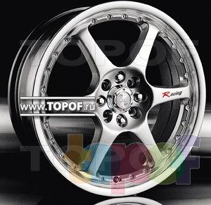 Колесные диски Racing Wheels (RW) Classic H111. Изображение модели #1