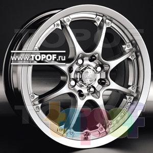 Колесные диски Racing Wheels (RW) Classic H113