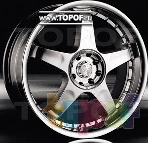 Колесные диски Racing Wheels (RW) Classic H115