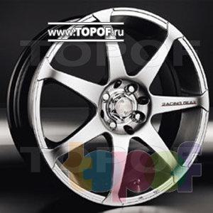 Колесные диски Racing Wheels (RW) Classic H117. Изображение модели #1