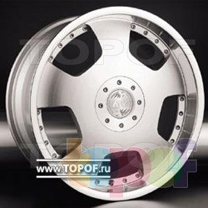 Колесные диски Racing Wheels (RW) Classic H119. Изображение модели #1