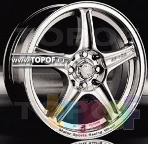 Колесные диски Racing Wheels (RW) Classic H126