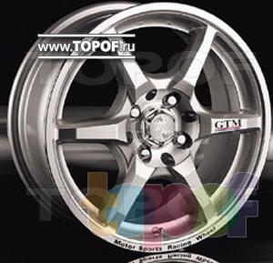 Колесные диски Racing Wheels (RW) Classic H128. Изображение модели #1