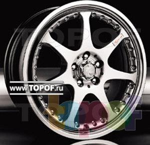 Колесные диски Racing Wheels (RW) Classic H129