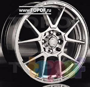 Колесные диски Racing Wheels (RW) Classic H130. Изображение модели #1