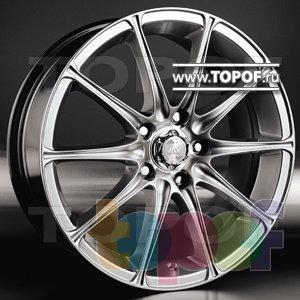 Колесные диски Racing Wheels (RW) Classic H131. Изображение модели #1