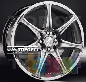 Колесные диски Racing Wheels (RW) Classic H134