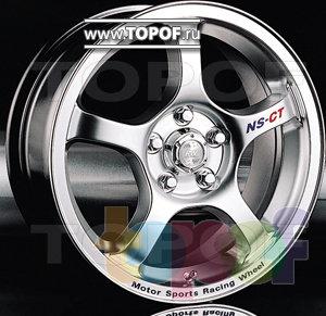Колесные диски Racing Wheels (RW) Classic H135. Изображение модели #1