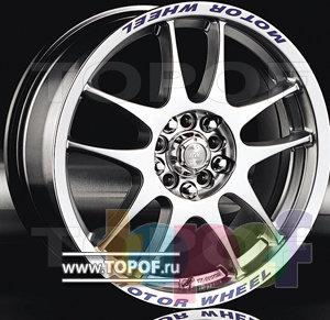 Колесные диски Racing Wheels (RW) Classic H144. Изображение модели #1