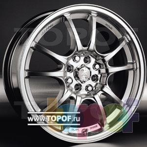 Колесные диски Racing Wheels (RW) Classic H148. Изображение модели #1