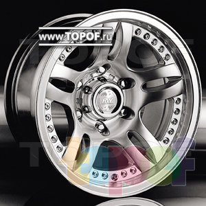 Колесные диски Racing Wheels (RW) Classic H152. Изображение модели #1