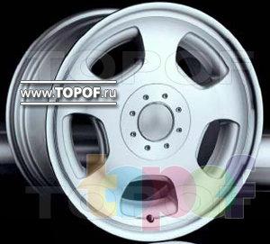 Колесные диски Racing Wheels (RW) Classic H156. Изображение модели #1