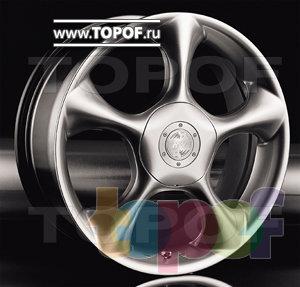 Колесные диски Racing Wheels (RW) Classic H157. Изображение модели #1