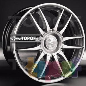 Колесные диски Racing Wheels (RW) Classic H159