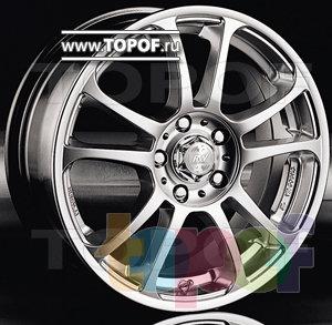 Колесные диски Racing Wheels (RW) Classic H161. Изображение модели #1