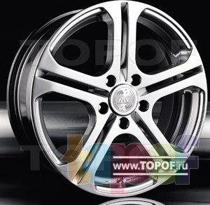 Колесные диски Racing Wheels (RW) Classic H164. Изображение модели #1