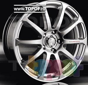 Колесные диски Racing Wheels (RW) Classic H168. Изображение модели #1