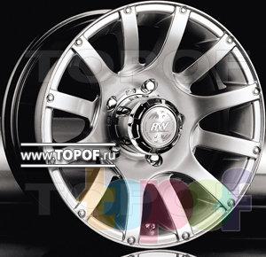 Колесные диски Racing Wheels (RW) Classic H169. Изображение модели #1